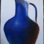 Blue Amphora