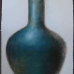 Turquoise Amophora