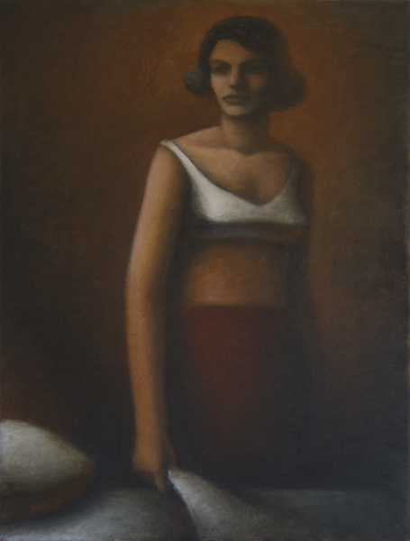 Oil on canvas 122x91cm 48x36 in